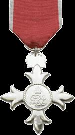 Miembros de la Orden del Imperio Británico